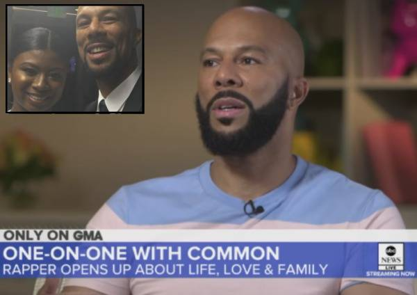Common Opens Up About Relationship With His Daughter, Being Molested  As A Child, Finding Love And Much More! (Video)