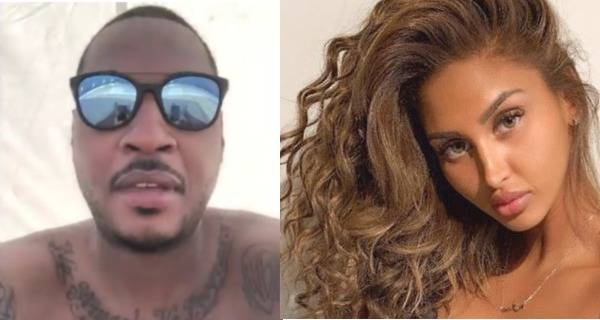 Carmelo Anthony Responds To Rumors He Was Cheating On Wife LaLa With IG Model Sari Smiri On Yacht! (Video)