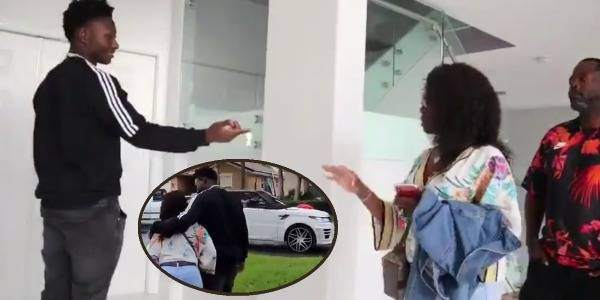 Watch: NFL Rookie Marquise 'Hollywood' Brown Surprises His Mother With A New House & Car! (Video)
