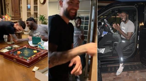 Watch: NBA Baller Austin Rivers Surprises His Best Friend Since 4th Grade With A Brand New Truck! (Video)