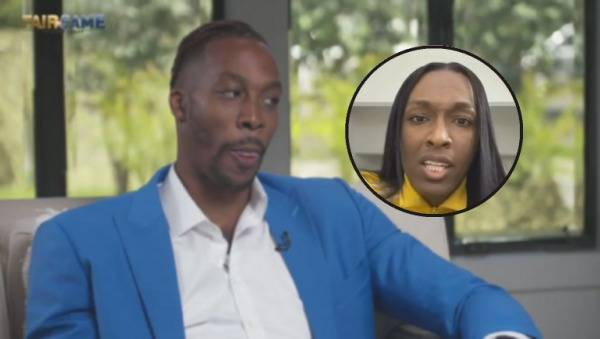 """NBA Star Dwight Howard Finally Speaks Out About The Man Claiming To Be His Alleged Ex-Boyfriend: """"I'm Not Gay!"""" (Video)"""