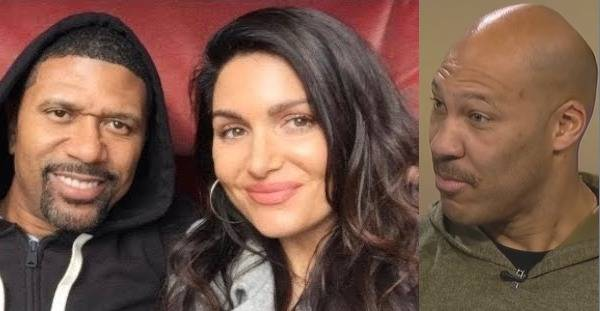 Jalen Rose Responds To Lavar Ball Allegedly Disrespecting His Wife Molly Qerim With Inappropriate Comments! (Video)